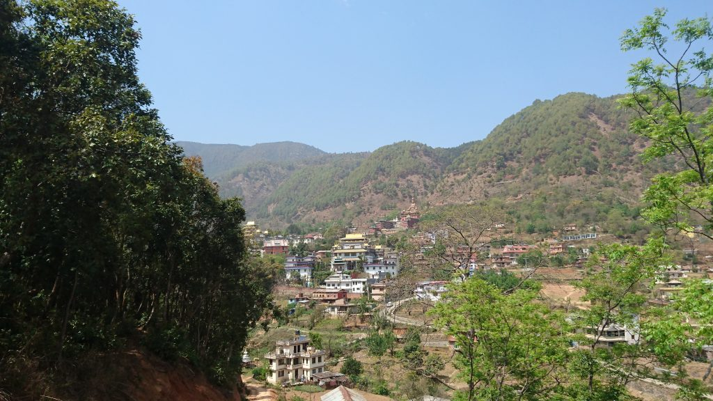 The holy land of Padmasambhava